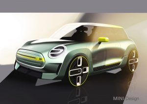 New Fully-Electric Mini to be Unveiled Soon